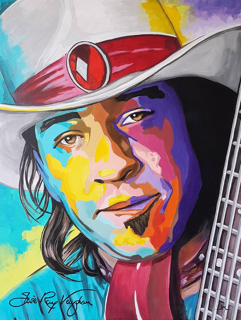 Stevie Ray Vaughan | Not Available